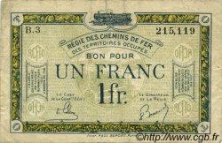 1 Franc FRANCE régionalisme et divers  1956 JP.05 TB+