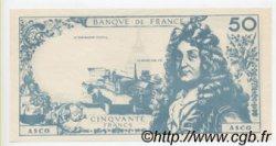 50 Francs RACINE FRANCE régionalisme et divers  1962  NEUF