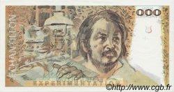 (100 Francs) BALZAC FRANCE régionalisme et divers  1990  NEUF