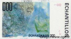 200 Francs EIFFEL, type Ravel FRANCE régionalisme et divers  1995  NEUF