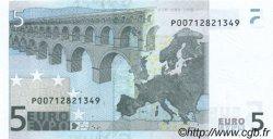 5 Euros PAYS-BAS  2002 €.100.04 NEUF