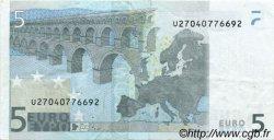 5 Euros FRANCE  2002 €.100.09 SUP
