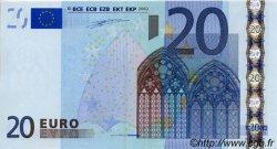 20 Euros PAYS-BAS  2002 €.120.07 NEUF