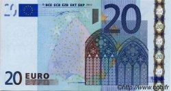 20 Euros ITALIE  2002 €.120.07 pr.NEUF