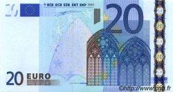20 Euros IRLANDE  2002 €.120.12 pr.NEUF