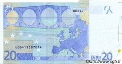 20 Euros FRANCE  2002 €.120.13 SUP+