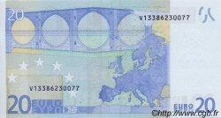 20 Euro EUROPE  2002 €.120.16 NEUF