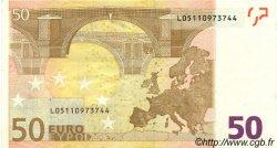 50 Euros FINLANDE  2002 €.130.01 SUP+