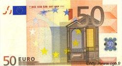 50 Euro EUROPE  2002 €.130.10 SUP+
