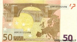 50 Euros FRANCE  2002 €.130.10 SUP+