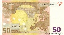50 Euro EUROPE  2002 €.130.11 pr.NEUF