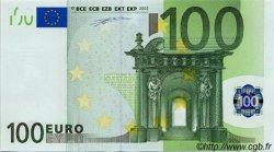 100 Euros ITALIE  2002 €.140.05 pr.NEUF