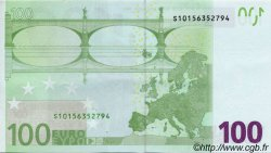 100 Euros ITALIE  2002 €.140.16 pr.SPL