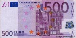 500 Euros GRÈCE  2002 €.160.11 SUP+