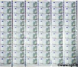 5 Euro EUROPE  2002 €.100.11.pl pr.NEUF