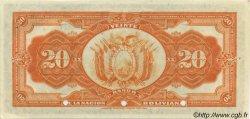 20 Bolivianos BOLIVIE  1929 P.109s pr.NEUF