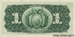 1 Boliviano BOLIVIE  1929 P.112 pr.NEUF