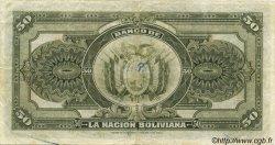 50 Bolivianos BOLIVIE  1929 P.116 TTB+
