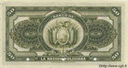 50 Bolivianos BOLIVIE  1929 P.116s pr.NEUF