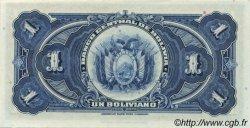 1 Boliviano BOLIVIE  1928 P.118a pr.NEUF