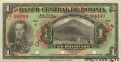 1 Boliviano BOLIVIE  1928 P.118s pr.NEUF