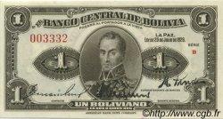 1 Boliviano BOLIVIE  1928 P.119a pr.NEUF