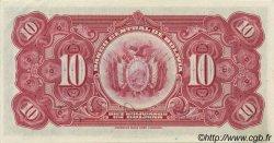10 Bolivianos BOLIVIE  1928 P.121a NEUF