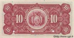 10 Bolivianos BOLIVIE  1928 P.121s pr.NEUF