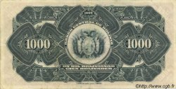 1000 Bolivianos BOLIVIE  1928 P.127b TTB+