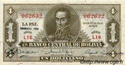 1 Boliviano BOLIVIE  1928 P.128c NEUF