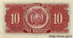 10 Bolivianos BOLIVIE  1928 P.130 NEUF