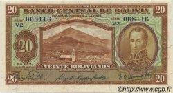 20 Bolivianos BOLIVIE  1928 P.131 NEUF