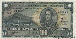 100 Bolivianos BOLIVIE  1928 P.133 SPL