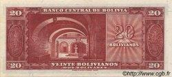 20 Bolivianos BOLIVIE  1945 P.140a NEUF