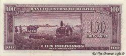 100 Bolivianos BOLIVIE  1945 P.142 NEUF