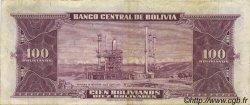 100 Bolivianos BOLIVIE  1945 P.147 TTB