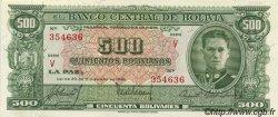 500 Bolivianos BOLIVIE  1945 P.148 NEUF