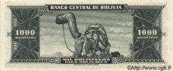 1000 Bolivianos BOLIVIE  1945 P.149 SPL