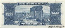 5000 Bolivianos BOLIVIE  1945 P.150 SPL