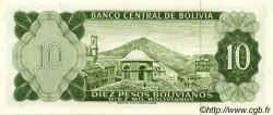 10 Pesos Bolivianos BOLIVIE  1962 P.154a NEUF