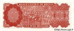 100 Pesos Bolivianos BOLIVIE  1962 P.164a NEUF