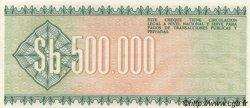 500000 Pesos Bolivianos BOLIVIE  1984 P.189 pr.NEUF