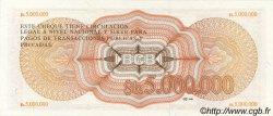 5000000 Pesos Bolivianos BOLIVIE  1985 P.192A NEUF
