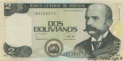 2 Bolivianos BOLIVIE  1990 P.202b NEUF