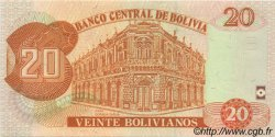 20 Bolivianos BOLIVIE  2003 P.229 NEUF