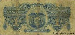 1 Boliviano BOLIVIE  1900 PS.131 pr.TB