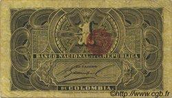 1 Peso COLOMBIE  1895 P.234 pr.TTB