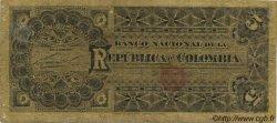 5 Pesos COLOMBIE  1895 P.235 B