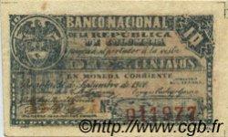 10 Centavos COLOMBIE  1900 P.263 TTB+