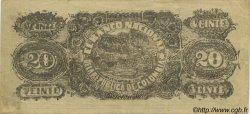 20 Pesos COLOMBIE  1900 P.276b TTB